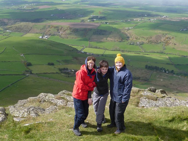 Pen Llyn Three Peaks – Storming the Forts