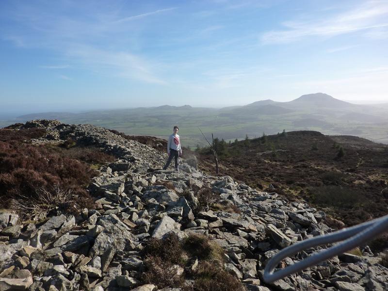 garnbod800600 - Pen Llyn Three Peaks - Storming the Forts