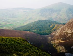 John Dexter Jones - Mountain Punk - On The Elephant - Mynydd Mawr from Fron
