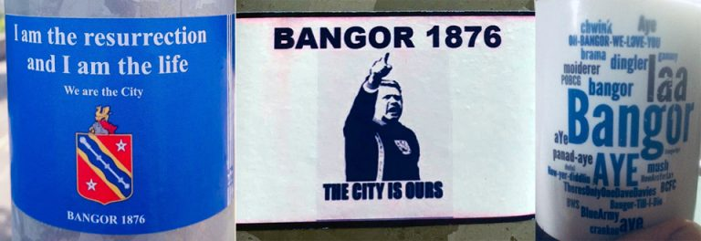 Bangor 1876, Seizing the Day, Building the Future.